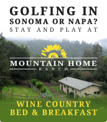 Wine Country Golf Vacations