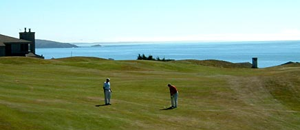 Links at Bodega Bay Harbor