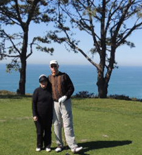 Senior Golfers Sonoma County