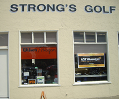 Strong's Golf