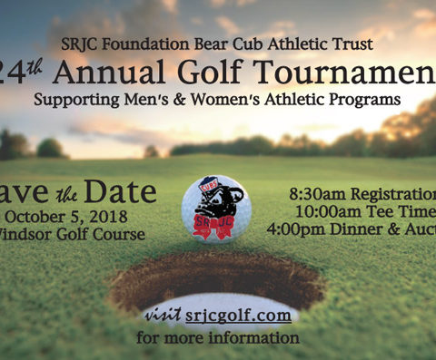 Santa Rosa Junior College Bear Cub Athletic Golf Tournament